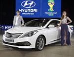هيونداي تكشف عن AG سيدان الجديدة وأزيرا Facelift  التوكيل