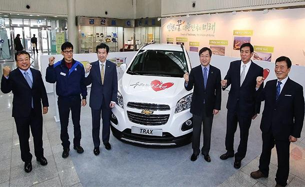 شاهد: أنباء عن إعلان إفلاس جنرال موتورز في كوريا الجنوبية
