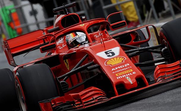الاتحاد الدولي للسيارات يمنع تعديل أضافته فيراري لسياراتها ببطولة فورمولا 1
