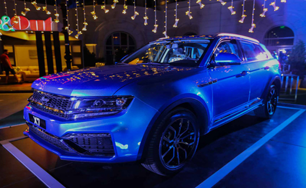 شاهد: إطلاق سيارات X5 وX7 الجديدتين من دوماي الصينية بالسوق المصري