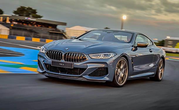 تعرف على سعر M850i بالفئة الثامنة الجديدة من BMW