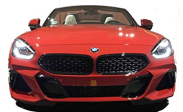 تسريب صور موديل 2018  من BMW Z4 الجديدة