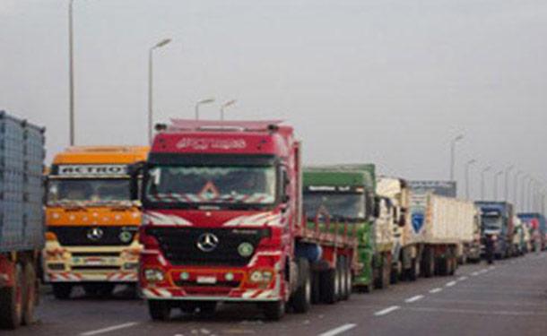 تحديد ساعات سير النقل الثقيل على الطريق الدائري