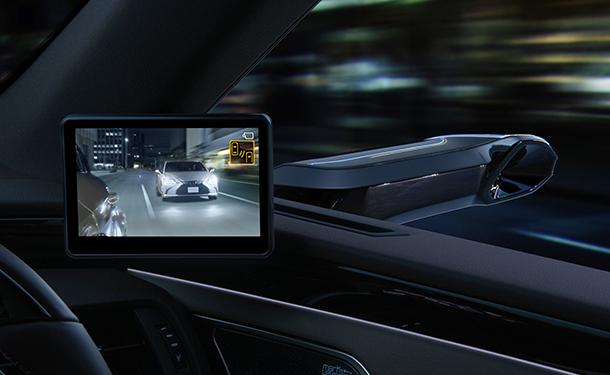 لكزس أول شركة تستبدل المرايات الجانبية بسياراتها بكاميرات فائقة الوضوح