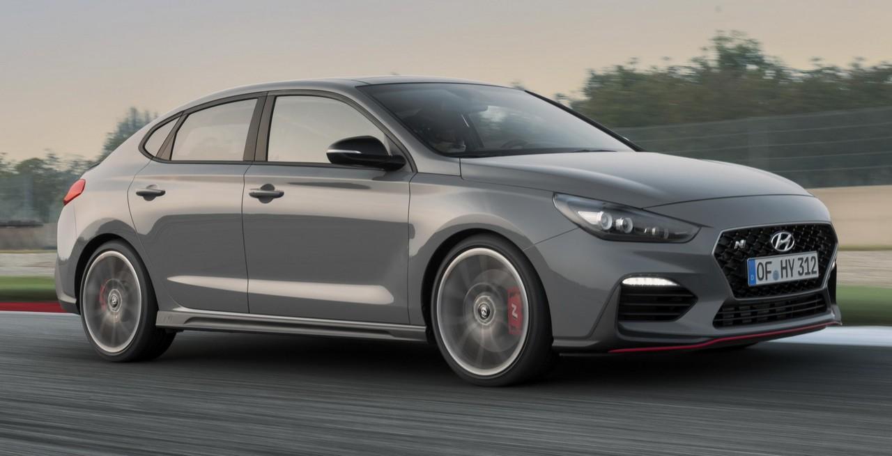 باريس 2018: هيونداي تكشف عن i30 Fastback N كسيارة لعام 2019 القادم