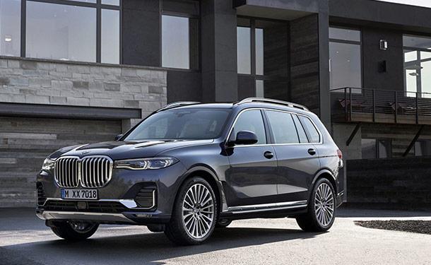 شاهد: BMW تكشف عن X7 الجديدة بحجم ضخم وبفخامة تضاهي سيارات رولز-رويس