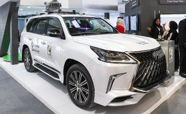جيتكس 2018: الإمارات تكشف عن سيارة متطورة لصنع خرائط ثلاثية الأبعاد للطرق والمدن