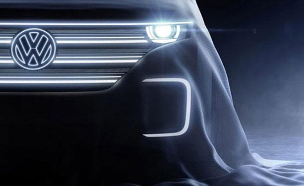 فولكس فاجن تكشف أول صور لشاحنتها الجديدة القادمة في 2020