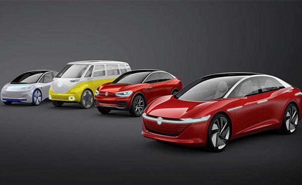 فولكس فاجن تشتري بطاريات تكفي لصنع 50 مليون سيارة كهربائية