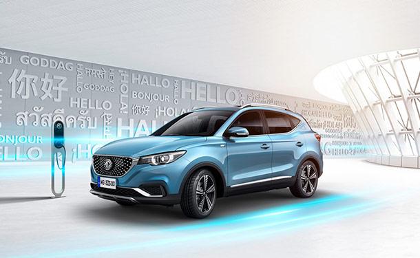 جوانجزو 2018: MG تقدم eZS الجديدة أولى سياراتها الكهربائية الخالصة