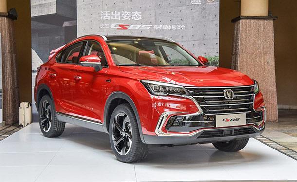 جوانجزو 2018: شانجان CS85.. سيارة صينية بملامح من سيارات SUV الأوروبية