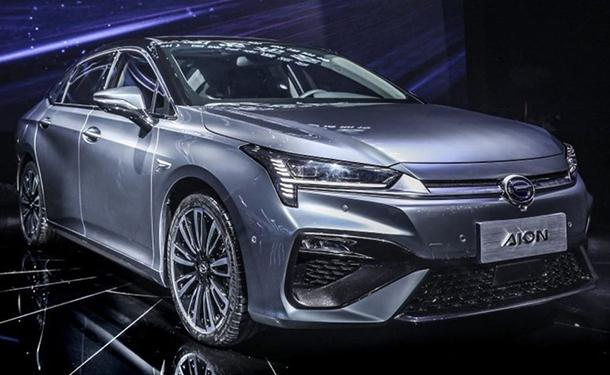 جوانجزو 2018: جاك ستنافس تسلا بسيارتها Aion S الكهربائية الجديدة