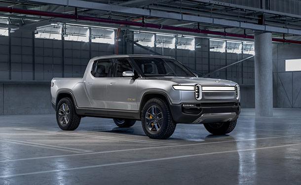 لوس أنجلوس 2018: ريفيان R1T.. شاحنة كهربائية بأربع محركات وبقوة 700 حصان