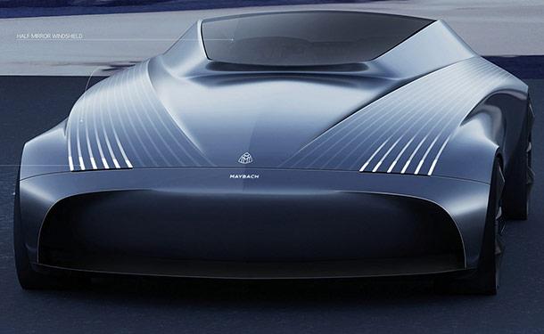 مصمم يتخيل شكل السيارات المستقبلية الفخمة من مايباخ