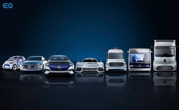 لن تتخيل كم ستنفق دايملر على بطاريات السيارات الكهربائية في السنوات القادمة