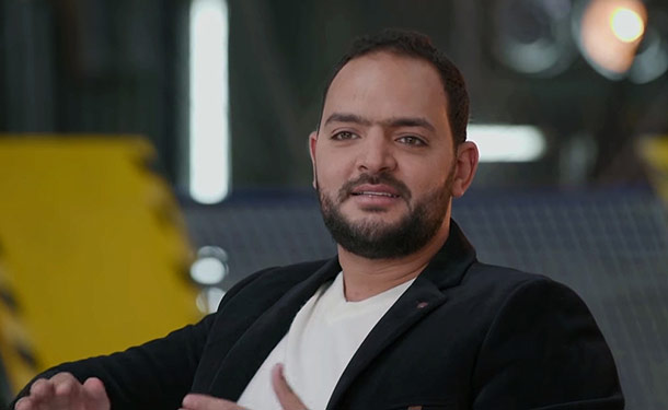 شاهد: هيثم سمير يشارك بمسابقة غير تقليدية ببرنامج دريفن