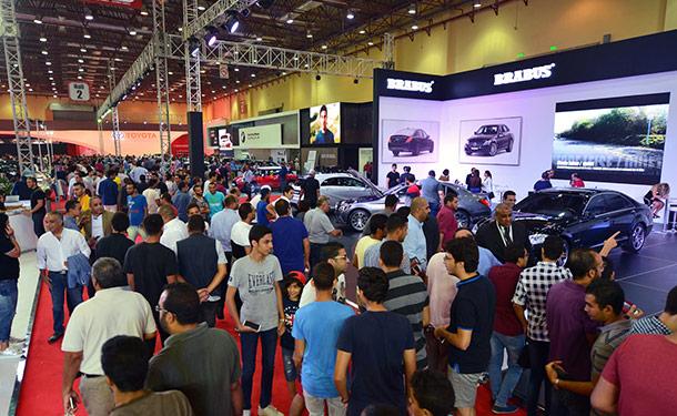 من داخل معرض القاهرة الدولى للسيارات 2018 نجاح غير متوقع للدورة الرابعة والعشرون من معرض Automech Formula 2017
