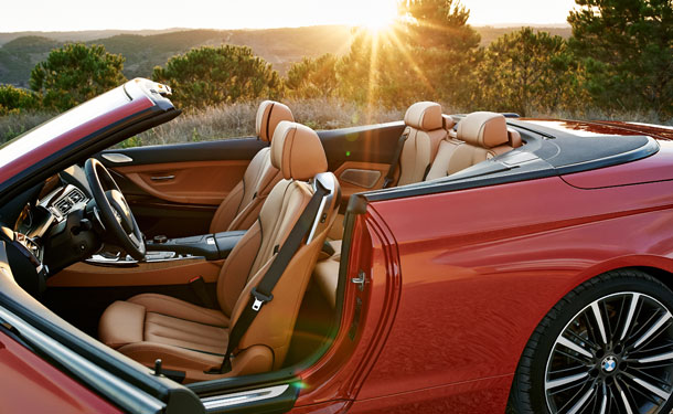 تجربة BMW الفئة السادسة بالبرتغال: الانطباعات الأولي
