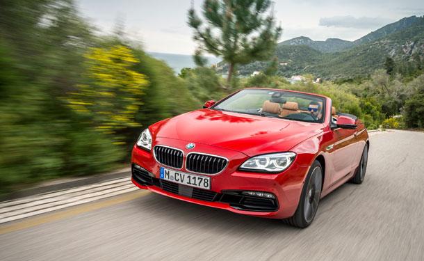تجربة BMW الفئة السادسة بالبرتغال: قد السيارة ودَع العالم يتبعك