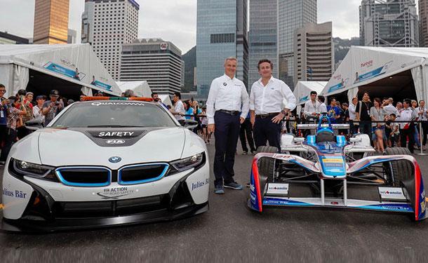 رسميا BMW تنضم للموسم القادم من بطولة فورمولا E