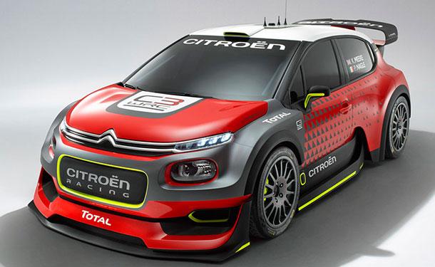 شاهد: سيتروين تعود بقوة لبطولة العالم للراليات بنموذج C3 WRC