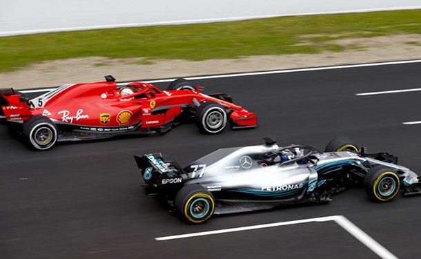 لأول مرة فورمولا 1 تبث سباقاتها على الانترنت بدءا من موسم 2018