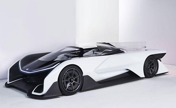 فاراداي فيوتشر للسيارات الكهربائية تنضم لبطولة فورمولا E