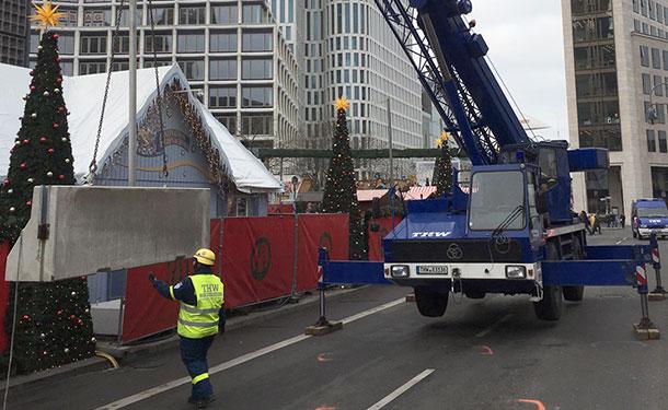 فورمولا E تساعد في تأمين مكان حادث الدهس ببرلين