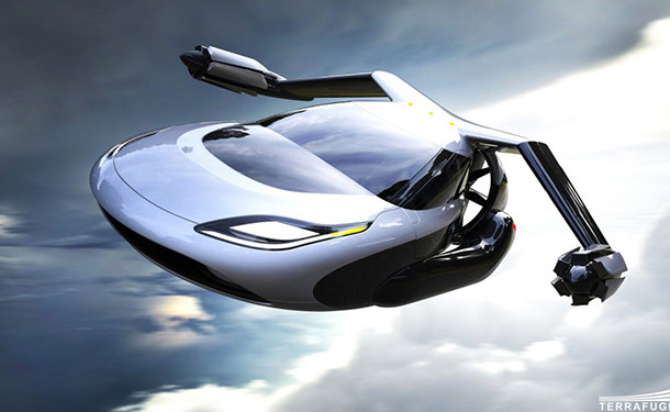 جيلي الصينية تستعد لإطلاق سيارات طائرة خلال فترة قصيرة جدا