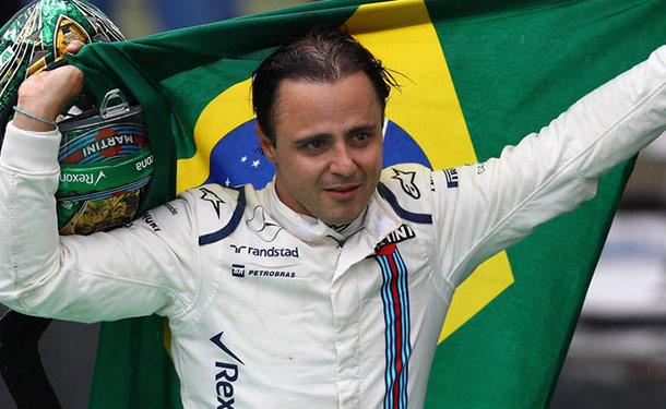 البرازيلي فيليبي ماسا يعلن إعتزال فورمولا 1 بنهاية الموسم الحالي