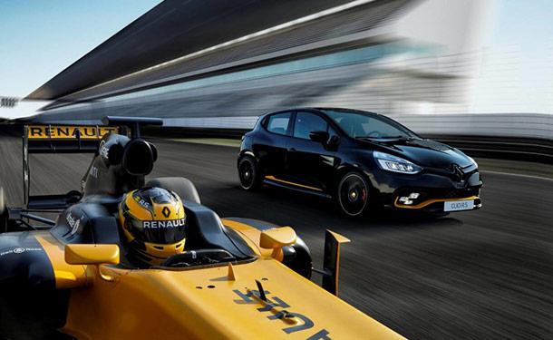 رينو تطلق نسخة من كليو مقتبسة من فورمولا 1
