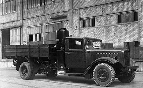 شاحنة سيتروين