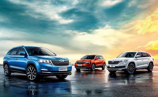 بكين 2018: سكودا تكشف عن كاميك SUV الجديدة