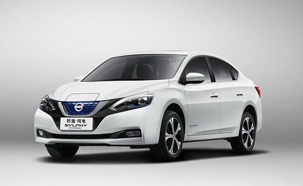 بكين 2018: نيسان تكشف عن سيلفي الكهربائية المقتبسة من سيارتها ليف