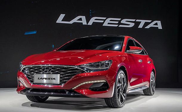 بكين 2018: هيونداي تقدم لافيستا الجديدة المخصصة لسوق السيارات الصيني