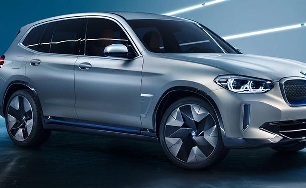 بكين 2018: BMW تكشف عن نموذج iX3 الكهربائي