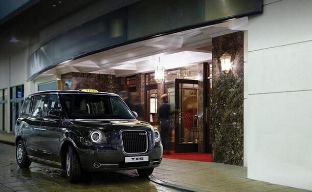 سيارات تاكسي لندن السوداء
