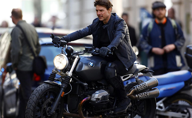 شاهد: إعلان جديد لفيلم Mission Impossible القادم مليء بمطاردات السيارات والدراجات النارية