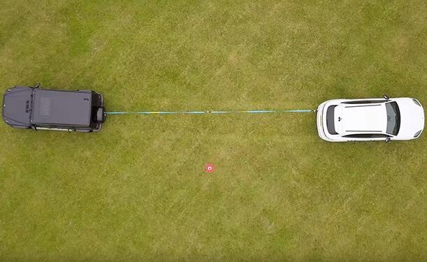 تحدي شد الحبل بين 3 من أقوى سيارات SUV الأوروبية