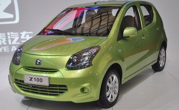 سياره-زوتيZ100