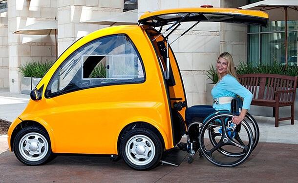 تعرف على المميزات التي يقدمها القانون على سيارات ذوي الاحتياجات الخاصة