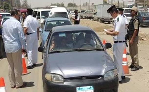 عقوبات خاصة بوقود السيارات يضم دراستها لضمها بقانون المرور الجديد