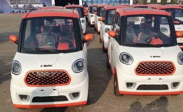 أحدث أخبار و معلومات السيارات في مصر و العالم التوكيل وزارة الإنتاج الحربي ترد على أخبار اسعار سيارة E Motion الكهربائية