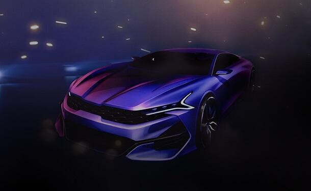 سياره كيا اوبتيما 2020