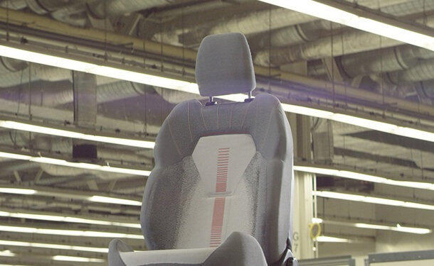 مقاعد سيارات فورد
