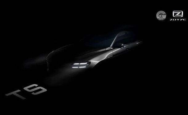 سياره زوتي TS 2020