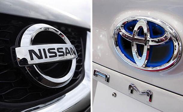 تقدمت نيسان وتويوتا للحكومة بطلب إعفاء جمركي على مكونات انتاج السيارات
