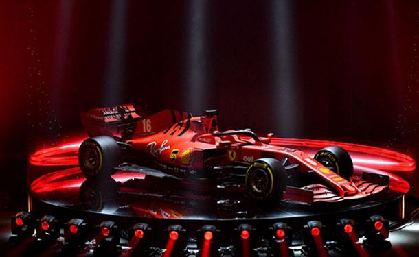 فيراري فورمولا 1