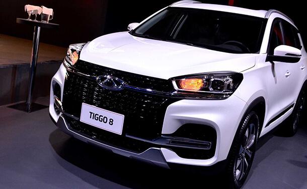 سياره شيري تيجو 8