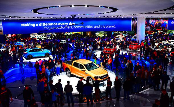 معرض السيارات العالمي